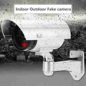 dummy camera fake cctv security wifi blinking Red LED