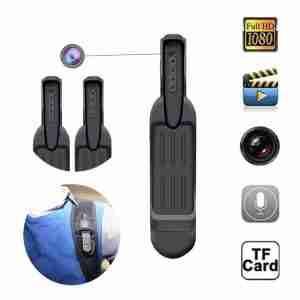 Hidden Spy Mini Pocket Pen Camera 1080P HD Portable Body Video Recorder DVR Conference Small Camera Security Small DV Camcorder