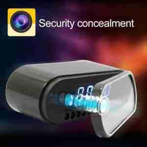 Wireless WIFI Mini Clock Camera Oculta Alarm Camcorder Watch 1080P IP/AP Security Night Vision Motion Detect Remote Monitor Cam