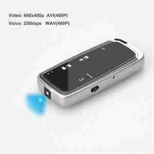 Mini Camcorder Camera Digital Audio Voice Recorde Key Chain Pen Professional HD Dictaphone Mini DV DVR Camera Support Hidden TF