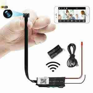 1080P WIFI Network Camera Webcam IP P2P HD Wide Angle Mini Camera DIY Wireless Cam Module Motion Activated DV Camcorder Small